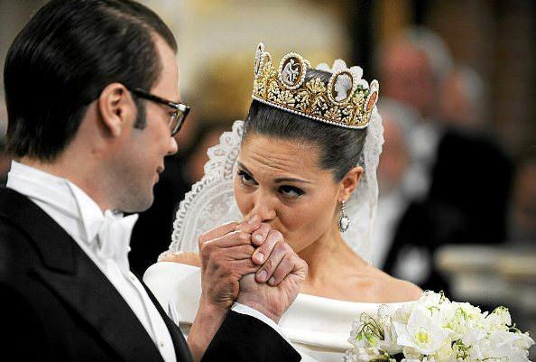 Кружевная корона своими руками