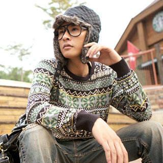Азиатский фешн-блогер