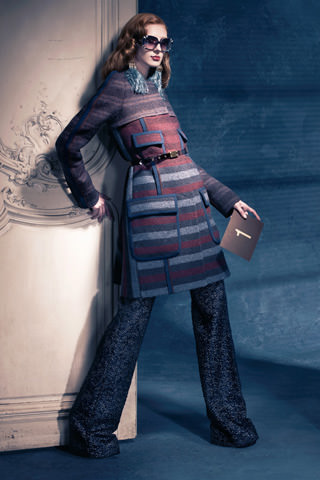 Louis Vuitton - Pre Fall 2011
