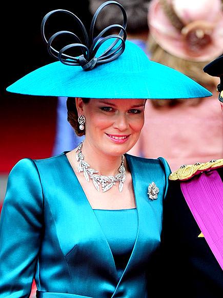 Матильда, принцесса Бельгии