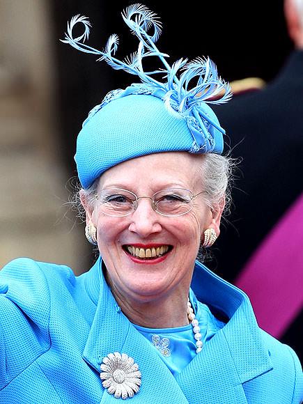 Королева Дании Маргарита II
