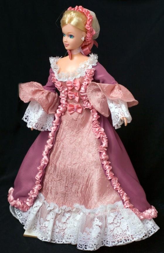Кукольные наряды своими руками 97