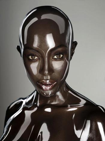 Мулатку в шоколадку