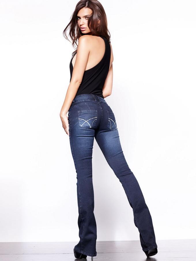 в джинсах бабы фото