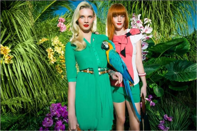 Kira Plastinina - Ad campaign SS 2013 image 2
