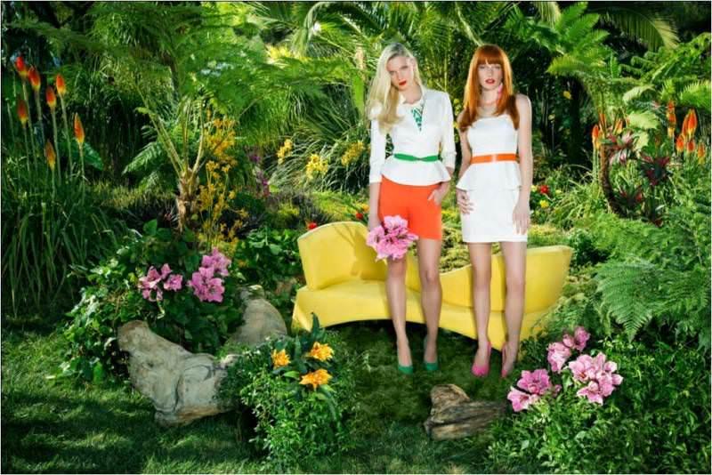 Kira Plastinina - Ad campaign SS 2013 image 3