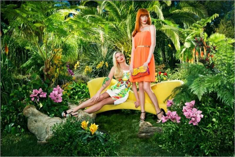 Kira Plastinina - Ad campaign SS 2013 image 4