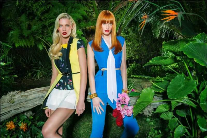 Kira Plastinina - Ad campaign SS 2013 image 6
