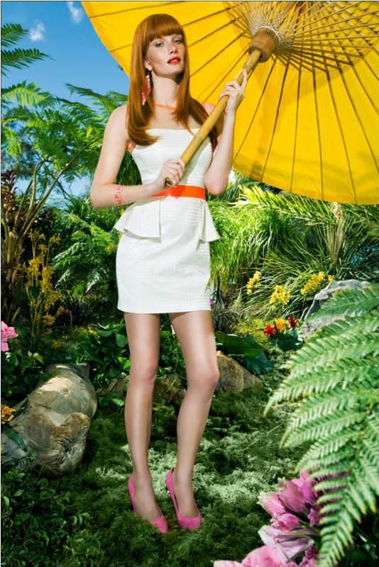 Kira Plastinina - Ad campaign SS 2013 image 7
