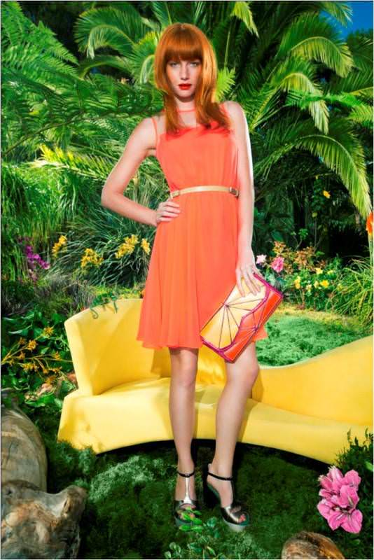 Kira Plastinina - Ad campaign SS 2013 image 9
