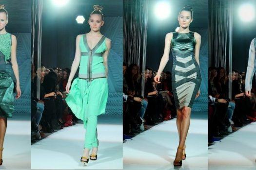 Geometric Violation: коллекция бренда L`UVE для сезона весна-лето 2013