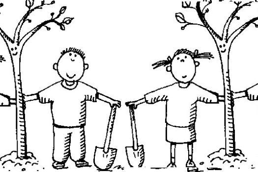 Сажай деревья с Intertop