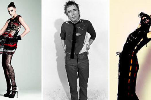 Панки, хой! — Бал Института костюма и выставка Punk: chaos to couture