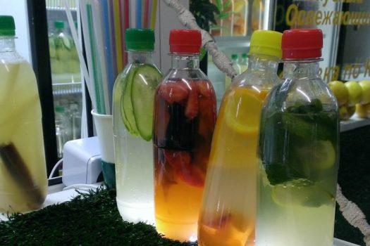 Натуральный лимонад —  утоли жажду в жару
