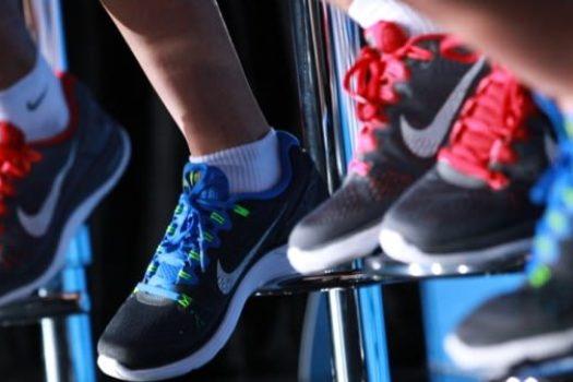 Nike – LunarGlide + 5: 280 граммов для бега