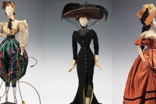 История французской моды в кукольном масштабе