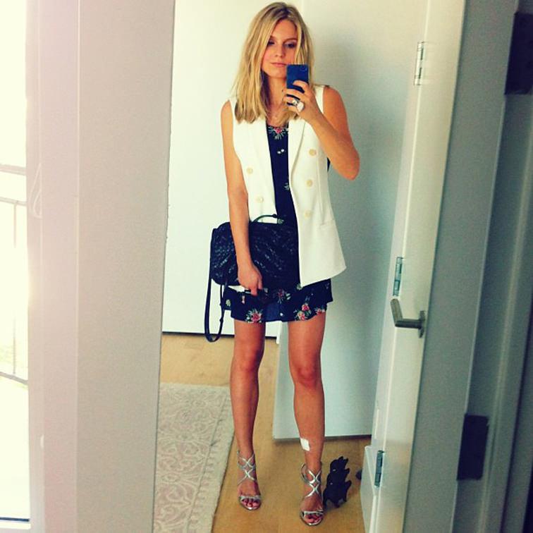 Fashion-Over-Reason-white-zara-sleeveless-vest-summer-dress-bottega-bag-jimmy-choo-lance-sandals-metallic-silver-ysl-saint-laurent-arty-ring