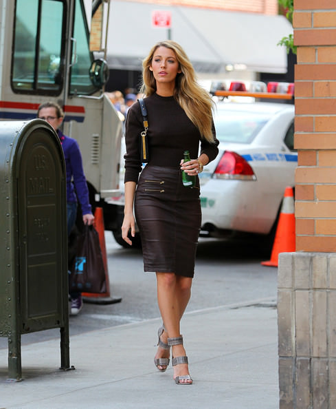 Blake+Lively+Dresses+Skirts+Pencil+Skirt+ZbLwonzYmG0l