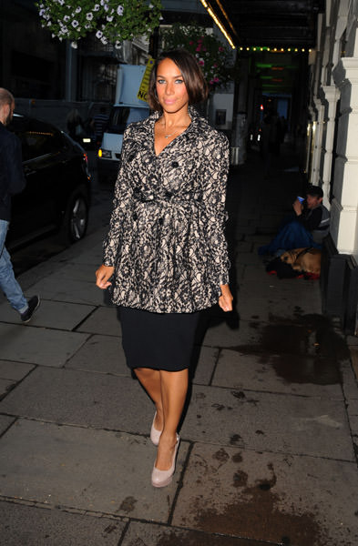 Leona-Lewis-watched-Ghost-The-Musical