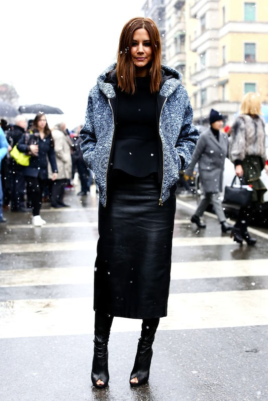 christine-centenera-mfw-fall-2013-pinted-hoodie-leather-pencil-skirt-1_zps2dacddf6