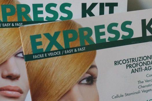 Набор для шокового восстановления  волос от Treat-ING