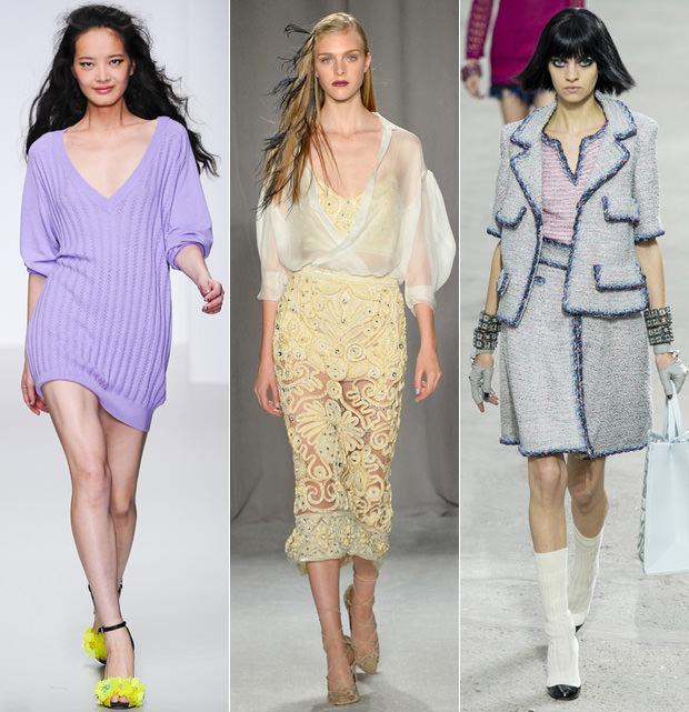 модные тенденции осени 2008-09 в одежде