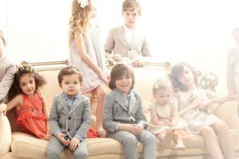 Одежда для торжественных поводов: лукбук Marie-Chantal