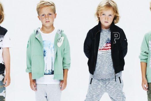 Petit by Sofie Schnoor  — коллекция для мальчиков