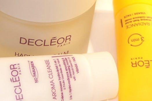 Decleor — мое впечатление о бренде