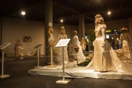 Выставки по истории моды