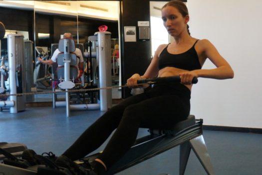 Тренировки на отдыхе