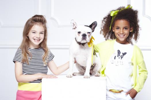 Детская коллекция Marie Chantal весна-лето 2014