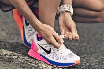 Новая модель беговых кроссовок Nike LunarGlide 6