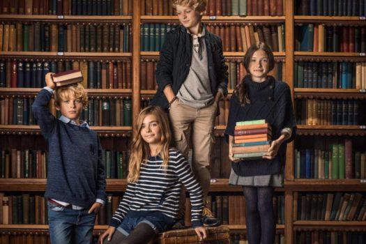 Back to school — детская осенняя коллекция от Massimo Dutti