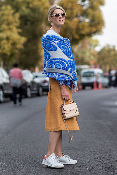 Paris Fashion Week - Spring/Summer 2015 - Streetstyle Featuring: Sofie Valkiers Where: Paris, France When: 29 Sep 2014 Credit: The Styleograph/WENN.com