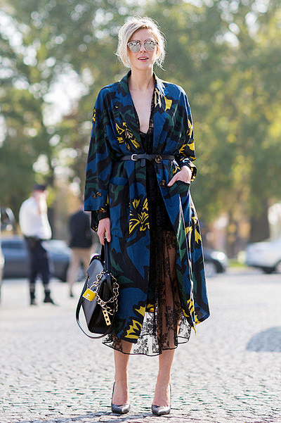 Paris Fashion Week - Spring/Summer 2015 - Streetstyle Featuring: Sofie Valkiers Where: Paris, France When: 30 Sep 2014 Credit: The Styleograph/WENN.com