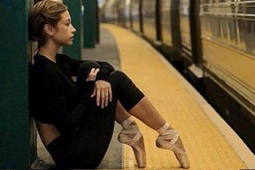 Балерина в Нью-Йорке