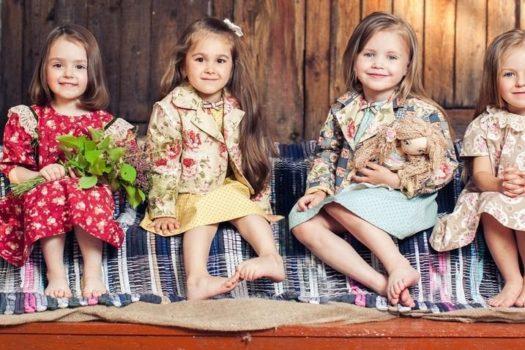 Детская коллекция Yume осень-зима 2014\15