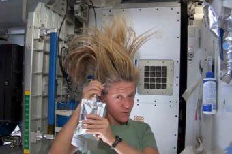 Бьюти-блог из космоса