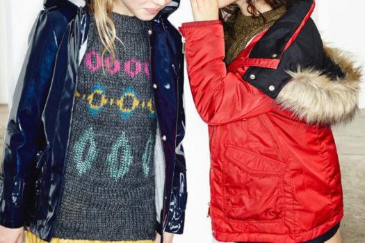 Детская коллекция Zara ноябрь