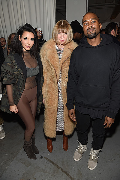 adidas Originals x Kanye West YEEZY SEASON 1 - Front Row & Backstage