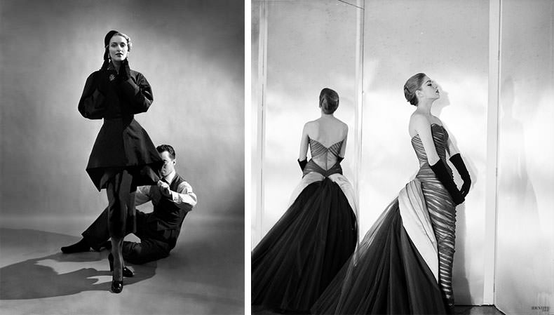 Charles-James-exhibition-Met-Museum-Model-by-cecil-Beaton-and-Butterfly-gown