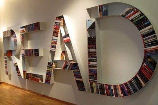 Интерьер для чистоты: книги и порядок