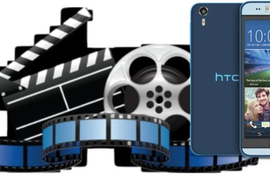 Видео делать легко: приложение ZOE на HTC Desire EYE