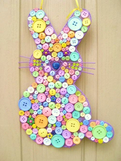 Button-bunny-diyncrafts