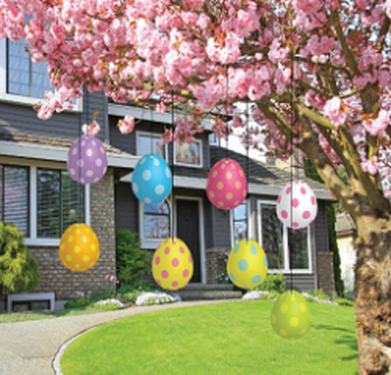 Exclusive-Outdoor-Easter-decorations
