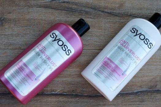 Syoss борется с выпадением волос по-новому