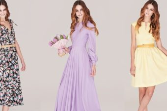 Платья от Даши Гаузер
