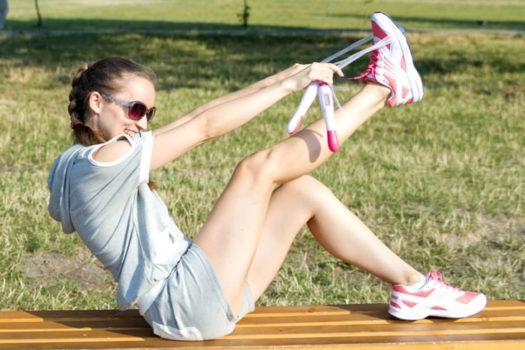 Попрыгунья: кое-что о тренировках со скакалкой