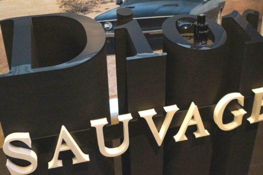 Новый мужской аромат Dior Sauvage